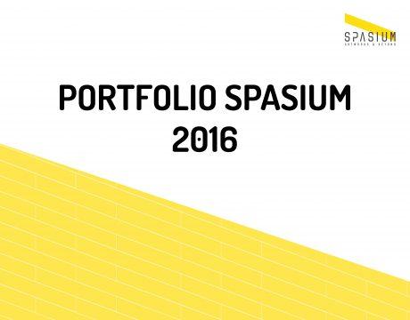 Rangkuman Portfolio SPASIUM 2016